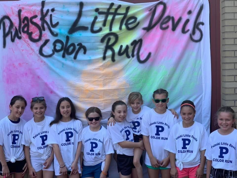 Little Devils Color Run