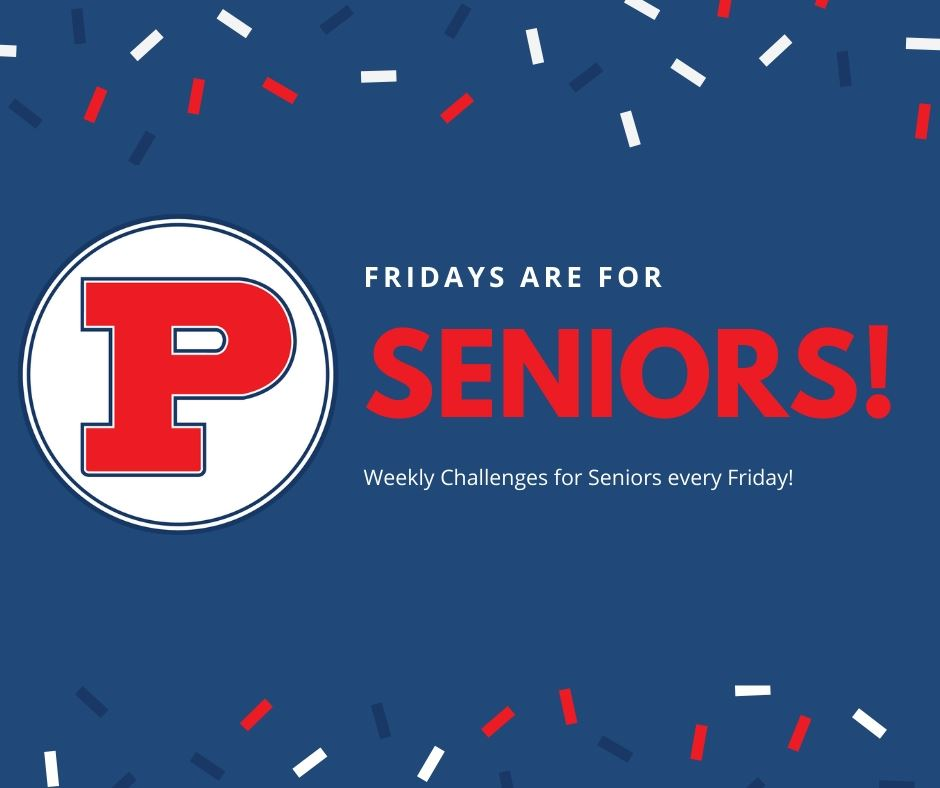 Fridays are for Seniors